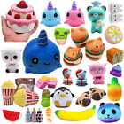 USA Squishies Slow Rising Toy Kid Presssure Relief Jumbo Squishy Scented Squeeze