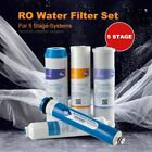 RO Filter Set Specially for Home Drinking Purifier 5stage Filtration Items TDS