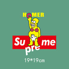Supreme Iron On T-Shirt Clothing Heat Transfer Print Sticker Patch Hot Stamping