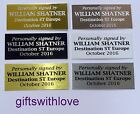 Engraving plate plaque free engraving 60mm x (your choice height)