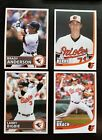 Baltimore Orioles FanFest team issued photo card postcard on Ebay