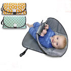 Baby 3in1 Portable Clean Hands Changing Baby Pad Diaper Clutch Changing Station