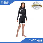 SALE! Mares 2nd Shell Shorty Wetsuit Ladies 1.5mm - Black