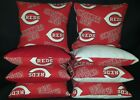 Cincinnati Reds Set of 8 Cornhole Bean Bags FREE SHIPPING on Ebay