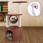 """36"""" Cat Tree Condo Furniture Play Toy Kitten Pet House Scratching 5 Types"""