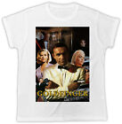 COOL GOLDFINGER JAMES BOND MOVIE POSTER UNISEX COOL FUNNY TSHIRT £6.99 GBP on eBay