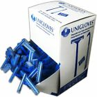INSPIRE UK MS13 UNIGLOVES DISPOSABLE RAZOR BLADES, BOX OF 100  BLUE TATTOO