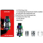 Authentic SMOK3 TFV12 Prince Tank 8ml Full Kit + V12 Prince M4/Q4/X6/T10 Coils