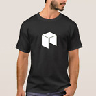 NEO (NEO) Cryptocurrency t-shirt (Black)