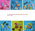 Going to the Beach  - HANDMADE, CERAMIC MOSAIC TILES ( Pick you Group ) #2