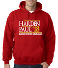 "James Harden Houston Rockets ""Harden Paul 18"" HOODED SWEATSHIRT on eBay"