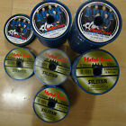 Silstar/match team clarks fishing line 100m (various strengths)