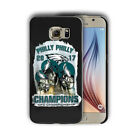 Philadelphia Eagles Samsung Galaxy S4 5 6 7 8 9 10 E Edge Note 3 -10 Plus Case 4 $15.95 USD on eBay