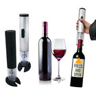 Automatic Wine Bottle Opener Electric Corkscrew Cork Remover Cap Tool Cordless