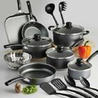 9 OR 18 PIECE COOKWARE SET Pots And Pans Non Stick Cooking Aluminum Professional