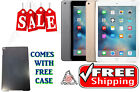 Apple iPad 2,3,4 / Air / Mini | WiFi + Cellular AT&TVerizonSprintT-Mobile Black