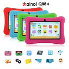 """7"""" 8GB Android4.4 Quad Core 3G Dual Cam WIFI Tablet PC TF 64GB For Kids Children"""