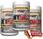 GAT JET MASS 40 Servings Creatine JetMass - Pick Flavor