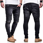 BEHYPE Men's Jeans Pants Regular fit with Pockets Washed JN-3648