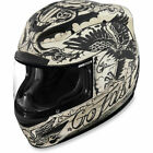 Icon Airmada Full Face Motorcycle Helmet DOT - Pick Size and Graphic