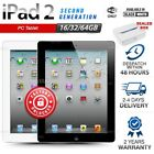 Kyпить New & Sealed Box APPLE iPad 2nd Gen Black White 16 32 64GB PC Tablet (WiFi Only) на еВаy.соm