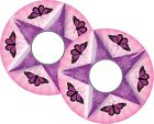 Wheelchair Spoke Guards Graphics Stickers Decals Butterfly Star Personalised
