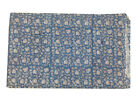 Indian Hand Block Print Cotton Voile Fabric Sanganeri Fabric By the yard T-06