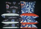 New York Mets Set of 8 Cornhole Bean Bags FREE SHIPPING on Ebay