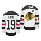 Chicago Blackhawks 19 Jonathan Toews 2016 Stadium Series Jersey M 3XL