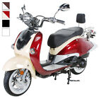 Znen Retro Scooter zn125t-h Motor Scooter 125 cc retroroller Scooter 125ccm