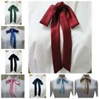 Внешний вид - Women Neck Tie Bow Tie Professional Uniform Neckties Female Colleague Bank Staff