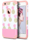 """iPhone 6s 6 4.7"""" Case ULAK Pineapple Slim Fit Silicone Shock"""
