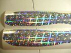SILVER DISCO FISHING LURE TAPE FLASHER DIE CUT Pro Troll/Spin Dr/Oki/Hot Spot