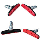 road bike shoes for sale - 1Pair Mountain Road Cycling Bike Rubber VBrake Holder Shoes Pads Blocks Hot Sale