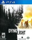 Dying Light (Sony PlayStation 4 PS4, 2015)