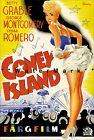 Coney Island 1944 Movie Film Vintage Poster Print Classic Betty Grable