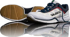 Salming Viper 2.0 White/Navy Men's Court Shoes