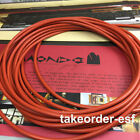 Vacuum Hose Silicon Rubber Pipe Tube Vac Air Water Coolant Oil Turbo Brown Color