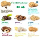 Girl Scout Cookies!! 5 Boxes Ships Quickly!!! FRESH!! Order by MAR 24 LAST DAY