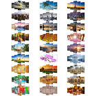Modern Canvas Home Wall Decor Art Painting Picture Print Framed World Map 79'