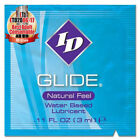 ID Glide Lube Lubricant Water Based Anal Sex Lubricant ID Lube Natural Feel