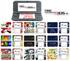 3ds top game - Top Game Cover Pokemon Decal For New Nintendo 3DS XL LL Console Skin Sticker