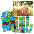 Kids Bubbles Magic Liquid 60ML Tubs Birthday Party Loot Bag Filler Childrens Toy