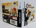 Nintendo DS Custom Box Art - DS Inserts - Art Only - Fits DS Case