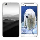 Soft TPU Silicone Case For HTC One X9 Phone Protective Back Covers Skins Black