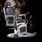 Hydraulic Salon Recline Barber Chair Hair Styling Beauty Spa Shampoo Styling