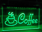 Coffee LED Sign Light for Cafe Shop A/C Power