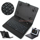 kindle fire hd 7 keyboard case - US For Amazon Kindle Fire 7 / HD 7 8 10 / HD 7 Leather Stand Case Cover Keyboard
