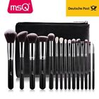 MSQ 15pcs Roségold Pro Make-up Pinsel Set Foundation , Puderpinsel, Lidschatten