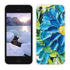 Soft TPU Silicone Case For iPhone 5G 5S SE 5C Protective Back Cover Skins Retro